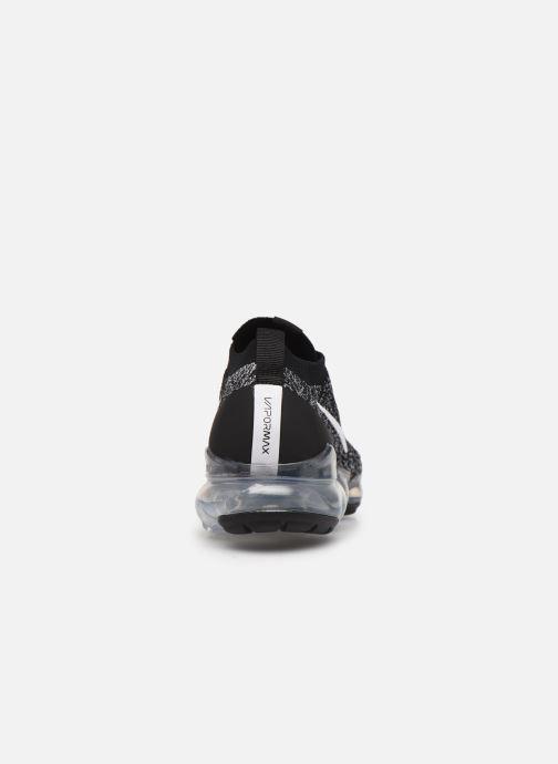Baskets Nike Nike Air Vapormax Flyknit 3 Noir vue droite