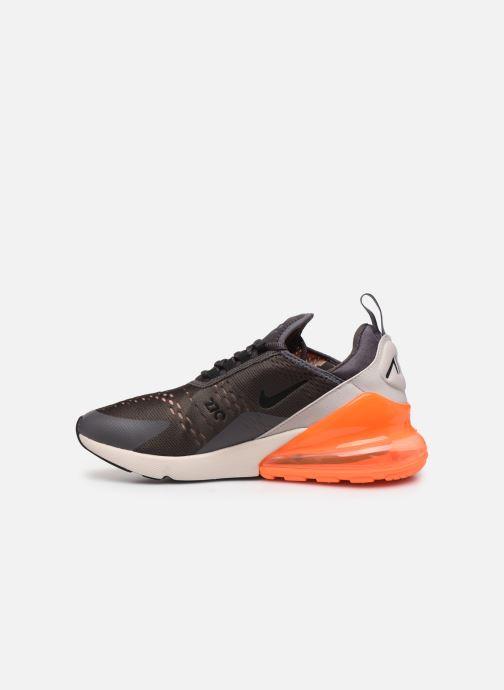 Sneaker Nike Nike Air Max 270 grau ansicht von vorne