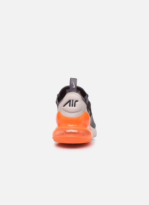 Sneaker Nike Nike Air Max 270 grau ansicht von rechts