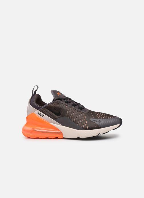 Sneaker Nike Nike Air Max 270 grau ansicht von hinten
