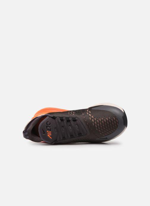 Sneaker Nike Nike Air Max 270 grau ansicht von links
