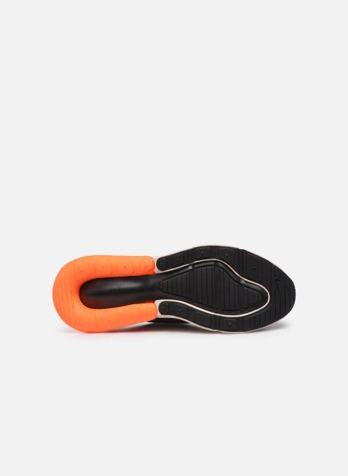 Sneaker Nike Nike Air Max 270 grau ansicht von oben