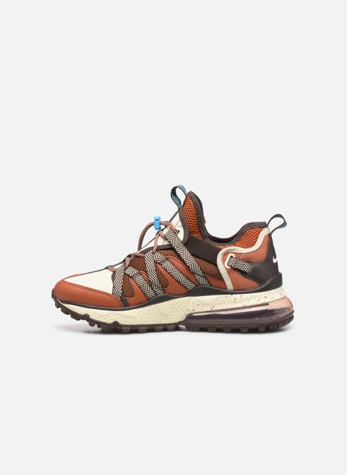 Trainers Nike Nike Air Max 270 Bowfin Brown front view