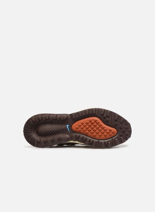 Trainers Nike Nike Air Max 270 Bowfin Brown view from above