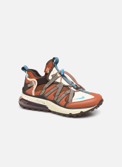 Trainers Nike Nike Air Max 270 Bowfin Brown detailed view/ Pair view