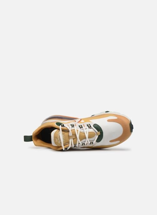 Trainers Nike Nike Air Max 270 React Beige view from the left