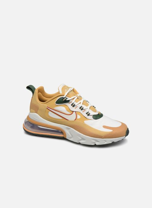 Trainers Nike Nike Air Max 270 React Beige detailed view/ Pair view