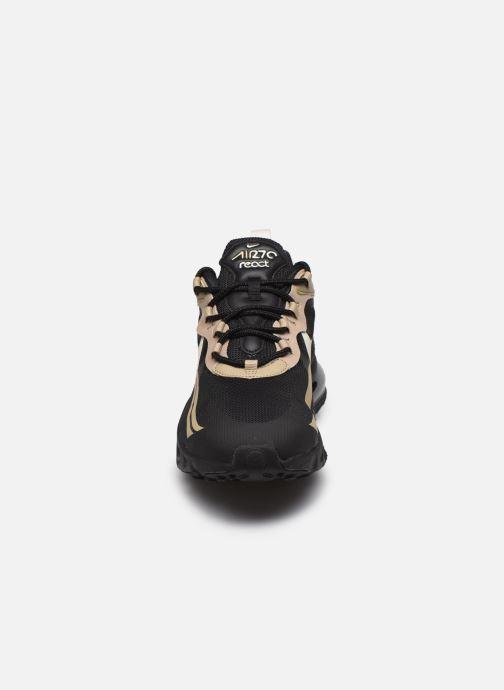 Sneakers Nike Nike Air Max 270 React Zwart model