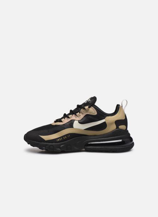 Sneakers Nike Nike Air Max 270 React Zwart voorkant