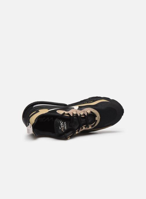 Sneakers Nike Nike Air Max 270 React Zwart links