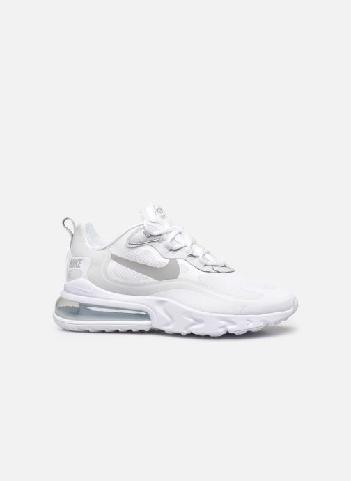 Baskets Nike Nike Air Max 270 React Blanc vue derrière