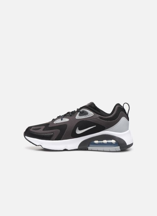 Trainers Nike Air Max 200 Wtr Grey front view