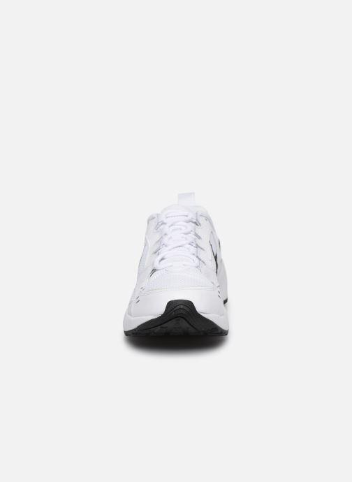 Deportivas Nike Nike Air Heights Blanco vista del modelo