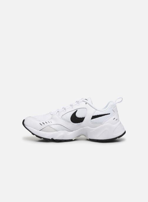 Deportivas Nike Nike Air Heights Blanco vista de frente