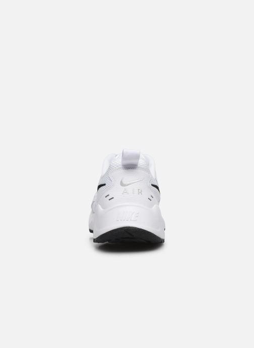 Deportivas Nike Nike Air Heights Blanco vista lateral derecha