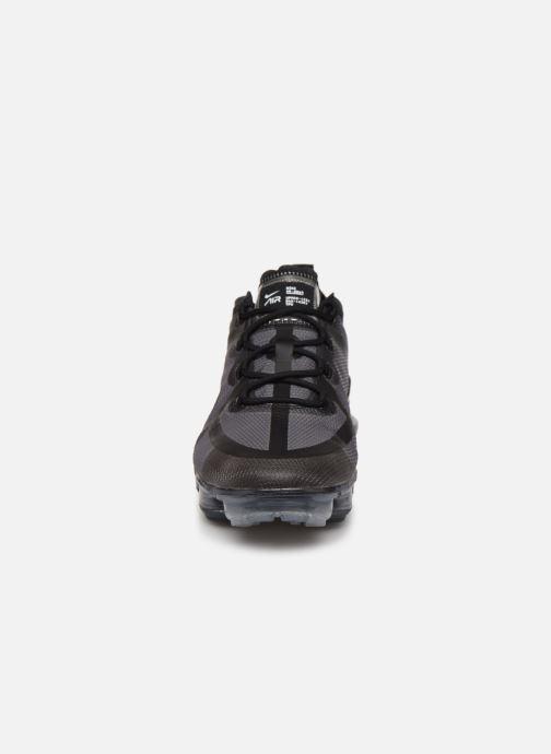Sneaker Nike Nike Air Vapormax 2019 schwarz schuhe getragen