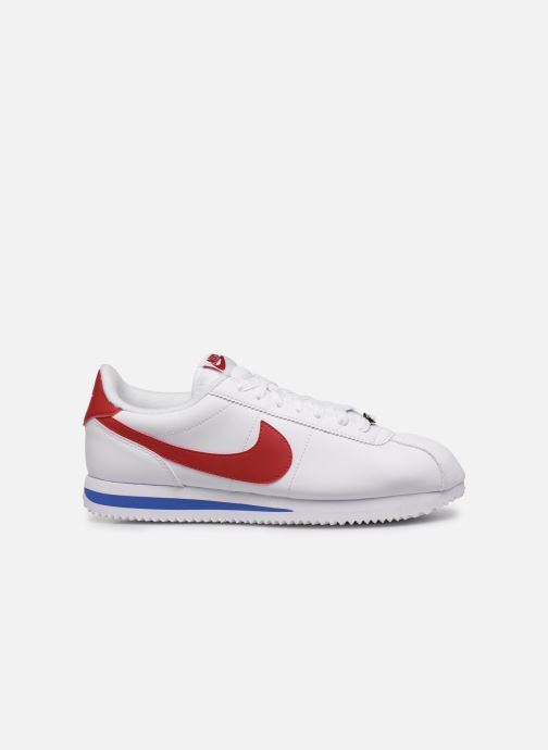 Deportivas Nike Nike Cortez Basic Blanco vistra trasera