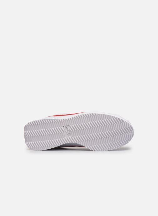 Sneakers Nike Nike Cortez Basic Bianco immagine dall'alto