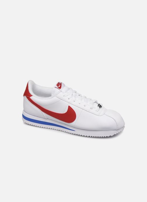 Trainers Nike Nike Cortez Basic White detailed view/ Pair view