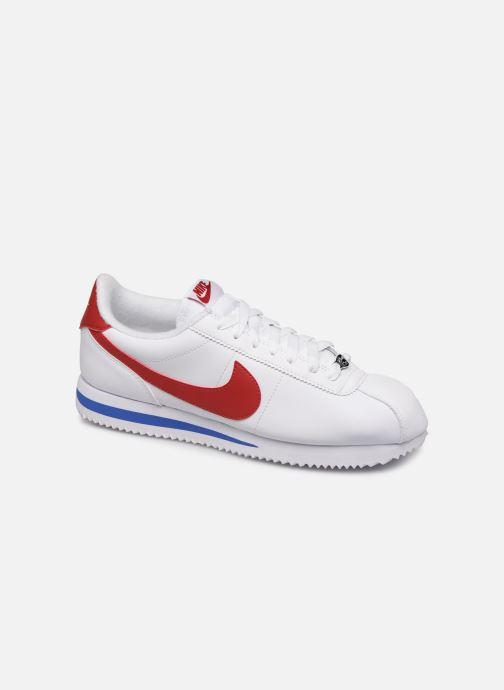 Deportivas Nike Nike Cortez Basic Blanco vista de detalle / par