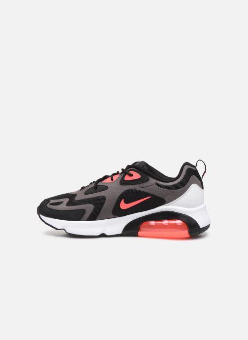 Deportivas Nike Nike Air Max 200 Gris vista de frente