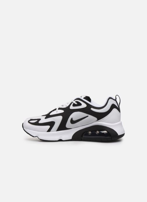 Baskets Nike Nike Air Max 200 Blanc vue face