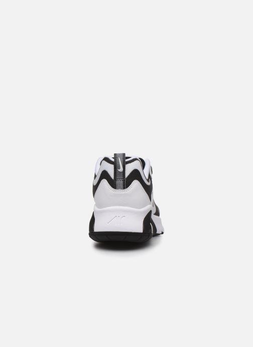 Sneaker Nike Nike Air Max 200 weiß ansicht von rechts