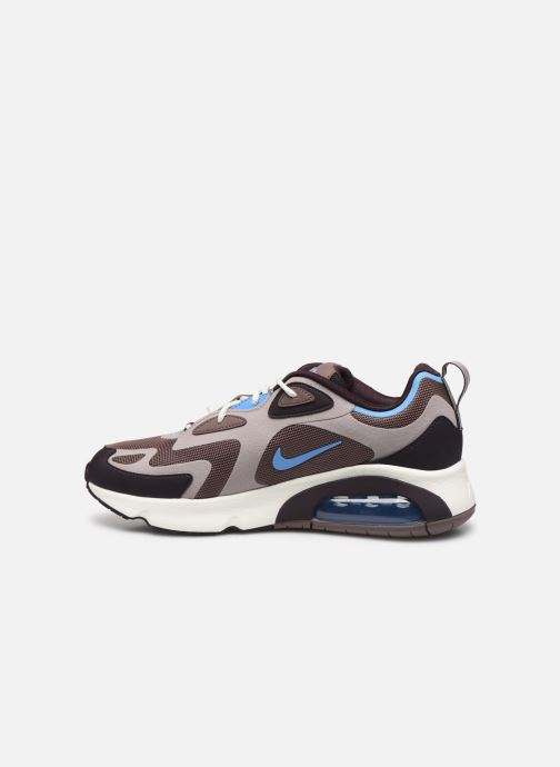 Trainers Nike Nike Air Max 200 Brown front view