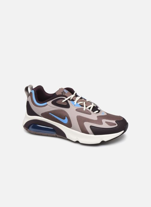 Trainers Nike Nike Air Max 200 Brown detailed view/ Pair view