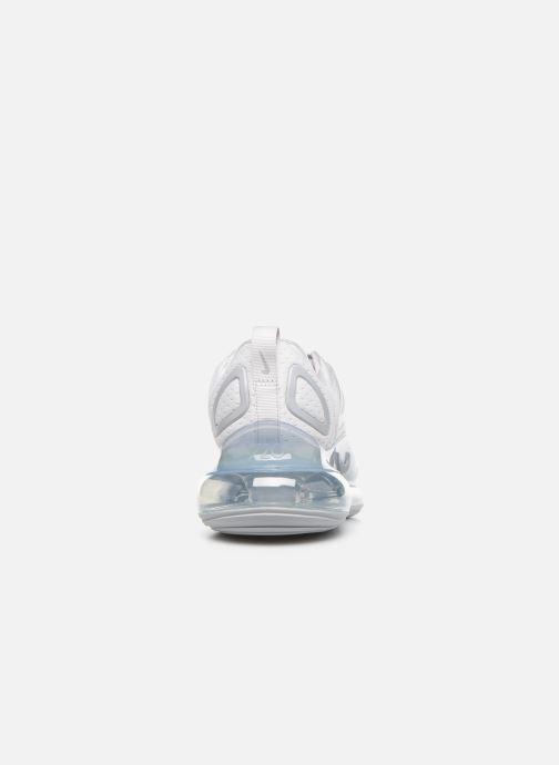Sneaker Nike Nike Air Max 720 grau ansicht von rechts