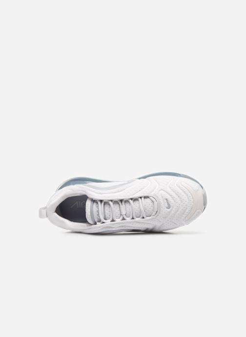 Sneaker Nike Nike Air Max 720 grau ansicht von links