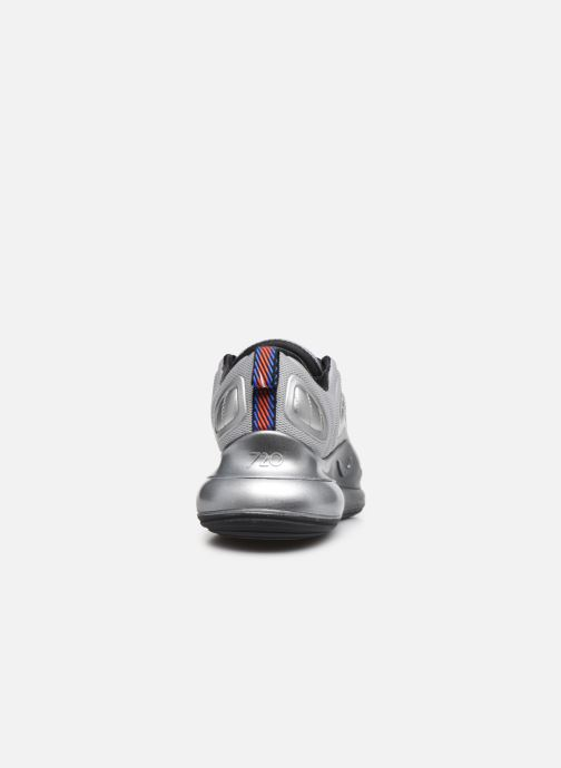 Trainers Nike Nike Air Max 720 Black view from the right