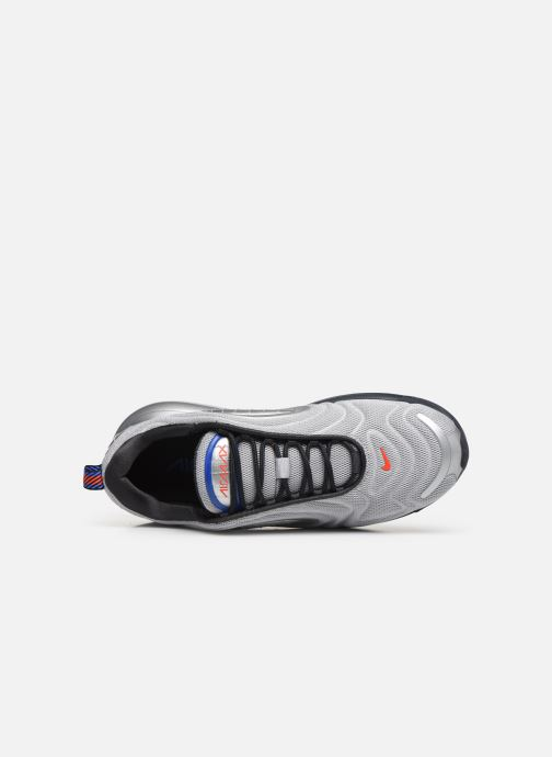 Trainers Nike Nike Air Max 720 Black view from the left