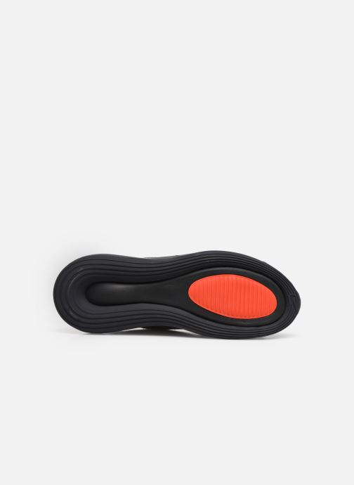 Trainers Nike Nike Air Max 720 Black view from above