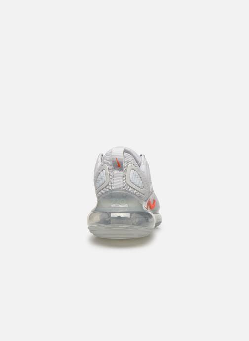 Sneaker Nike Nike Air Max 720 weiß ansicht von rechts