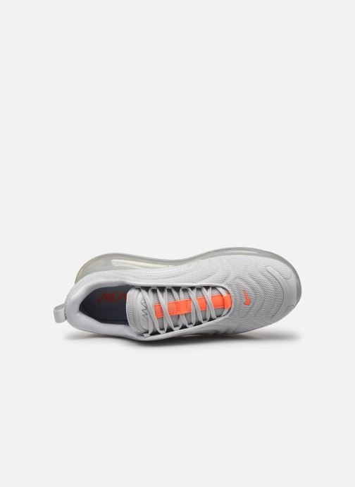 Sneaker Nike Nike Air Max 720 weiß ansicht von links