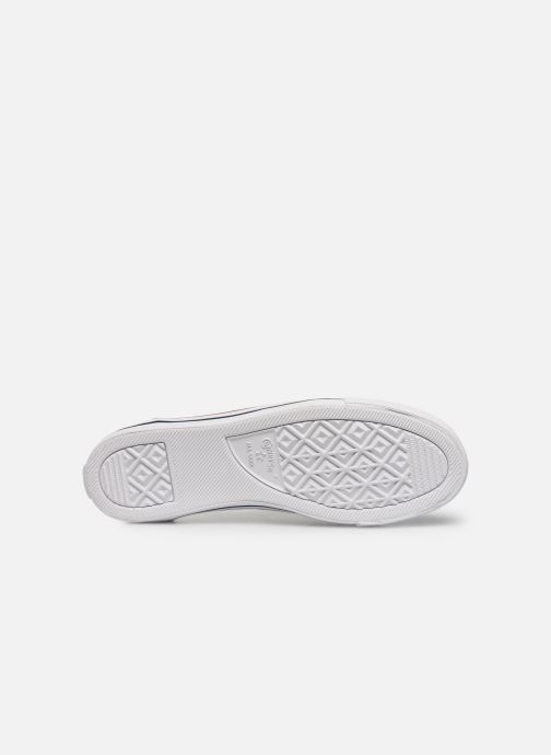 Sneaker Converse Chuck Taylor  Ballet Lace Slip weiß ansicht von oben