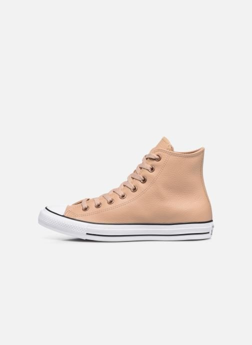 Sneakers Converse Chuck Taylor All Star Hi Champagne Beige se forfra