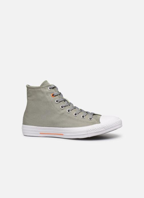 Sneakers Converse Chuck Taylor All Star Hi Jade Grøn se bagfra