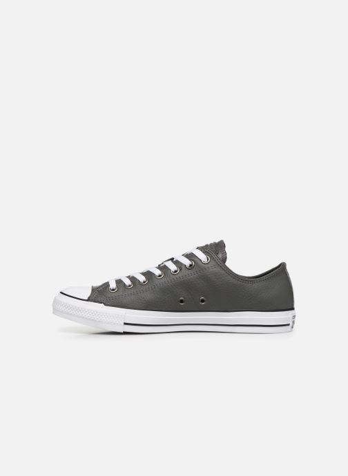 Trainers Converse Chuck Taylor All Star OX Carbon M Grey front view