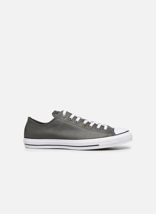 Trainers Converse Chuck Taylor All Star OX Carbon M Grey back view
