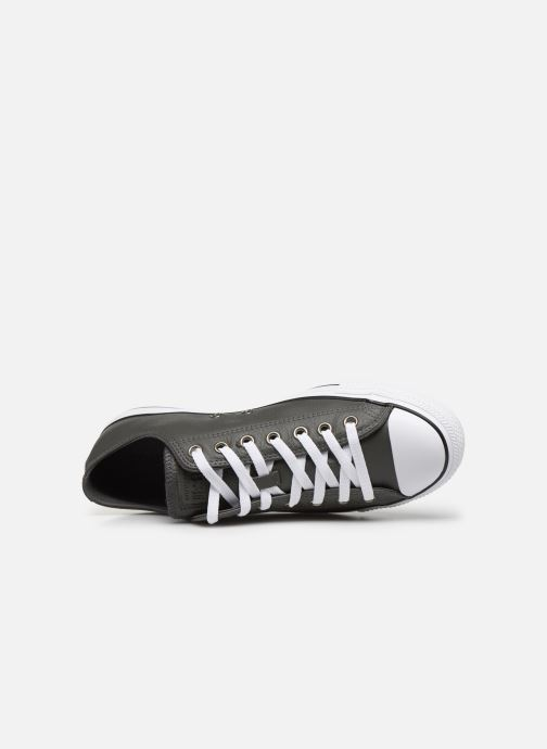 Trainers Converse Chuck Taylor All Star OX Carbon M Grey view from the left