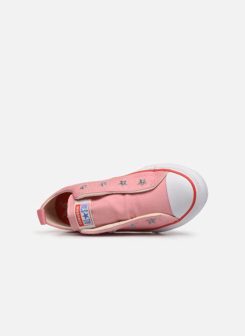 Sneakers Converse Chuck Taylor All Star Teen Slip Coastal Roze links