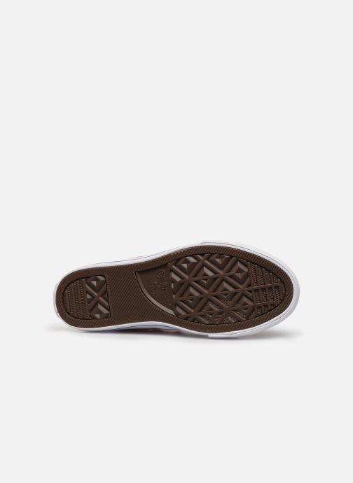 Sneakers Converse Chuck Taylor All Star Teen Slip Coastal Roze boven