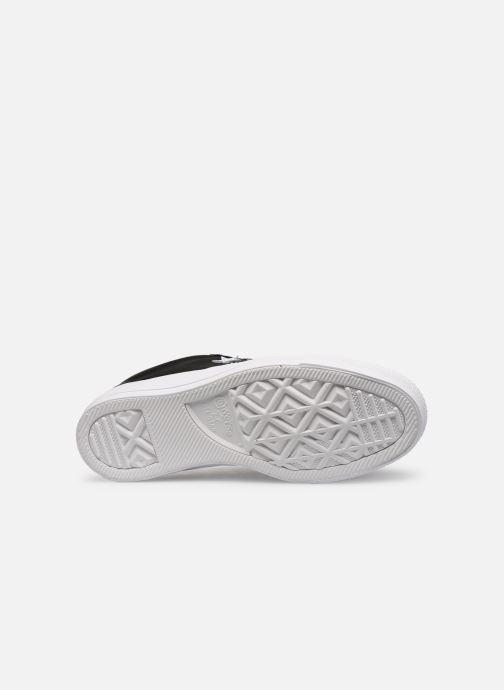 Sneakers Converse Star Player Leather Essentials Ox W Nero immagine dall'alto