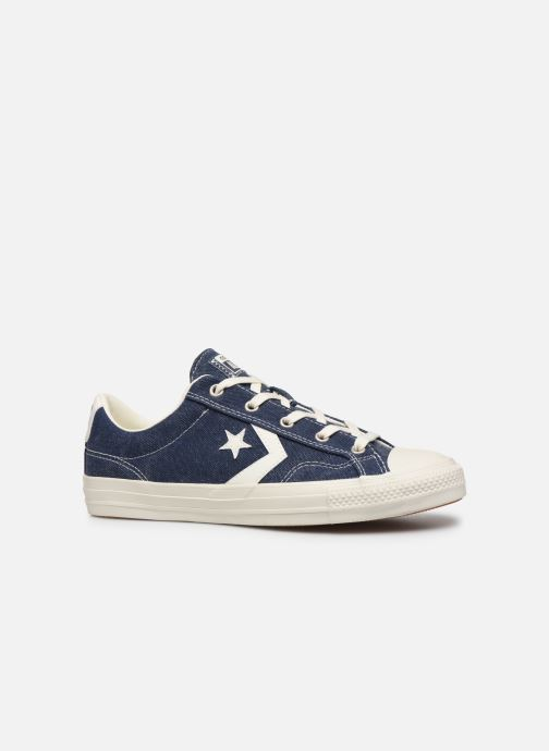 Trainers Converse Star Player Sun Backed Ox W Blue back view