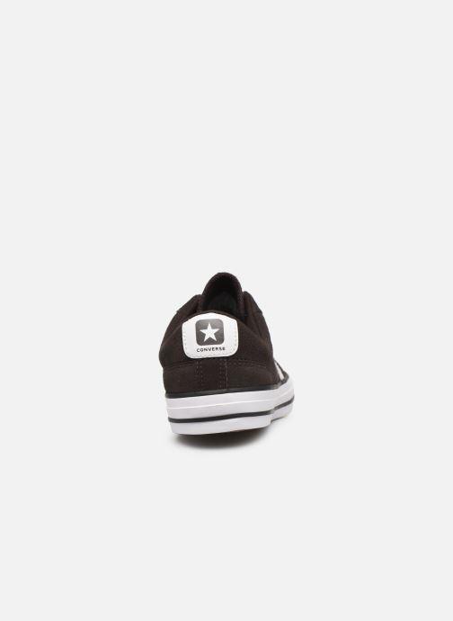 Sneakers Converse Star Player Ox Velvet W Marrone immagine destra