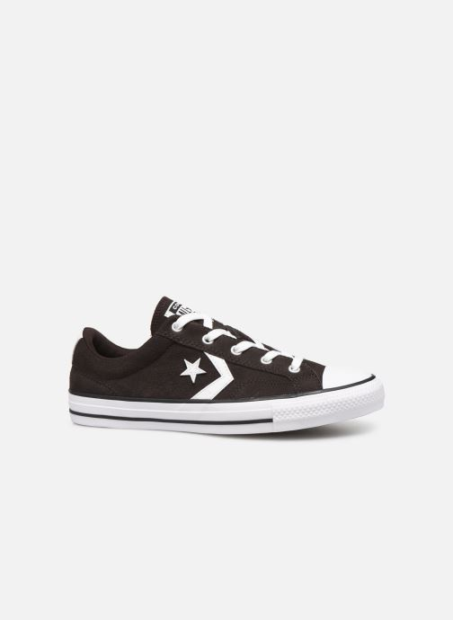 Trainers Converse Star Player Ox Velvet W Brown back view