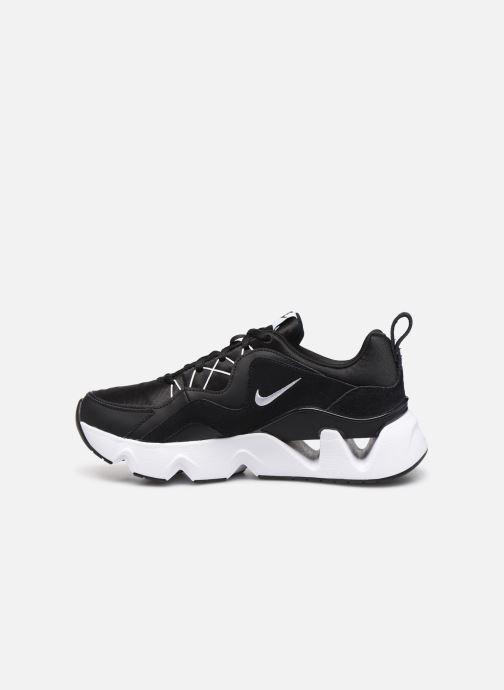 Sneakers Nike Wmns Nike Ryz 365 Nero immagine frontale