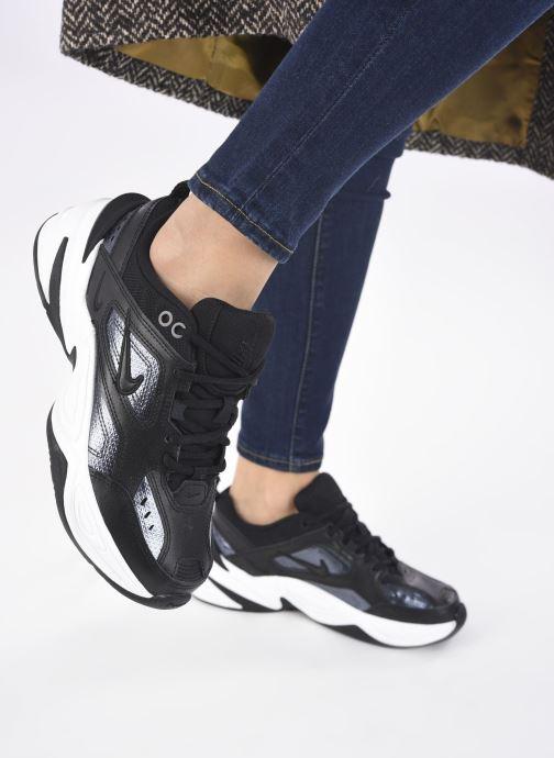 Deportivas Nike W Nike M2K Tekno Ess Negro vista de abajo